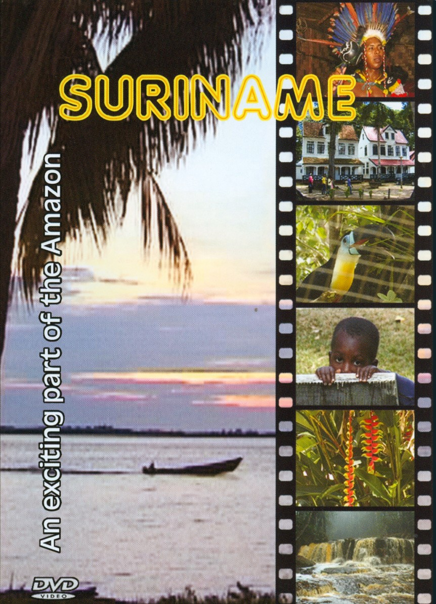 Surinam, an exciting part of the Amazon
